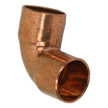 Codos de cobre