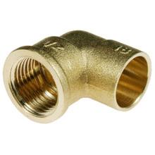 Codos de laton para cobre