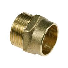 Enlaces de laton para cobre