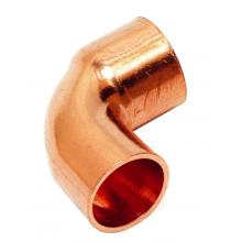 Codos de cobre MH 92 Cu  22 mm.
