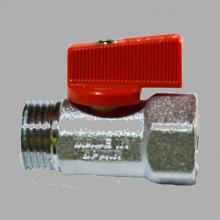 """Válvulas Jucar Mini MH Exagonal 1/2"""" Mando Rojo o Azul"""