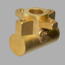 "Pateres 18 mm. Terminal  ""Gas Natural"" ST"