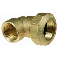 Codos rosca hembra Fittings 50 * 1½""