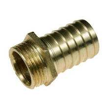 "Enlaces rosca macho E. Exterior 3/8"" * 16 mm."