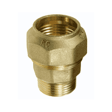 Enlaces rosca macho Fittings 20 * 1/2""